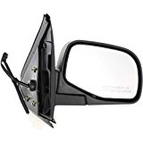 TYC 3020131 Ford Explorer Passenger Side Power Non-Heated Replacement Mirror