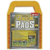 Camco 44595 Stabilizer Jack Pad – 4 pack