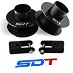 Ford F250 F350 Superduty 4WD 4X4 Steel Front Leveling Lift Kit – 2″ Front with Shock Extenders