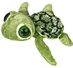 Aurora World Dreamy Eyes Plush Slide Sea Turtle, 10″